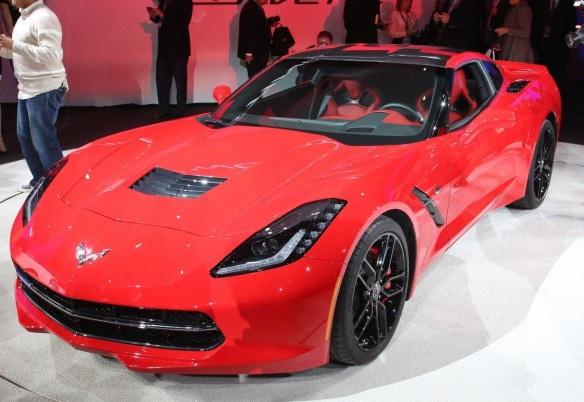Corvette 2014 detroit