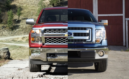 Ford Rules Chevy Sucks Chevy blazer vs. ford bronco: